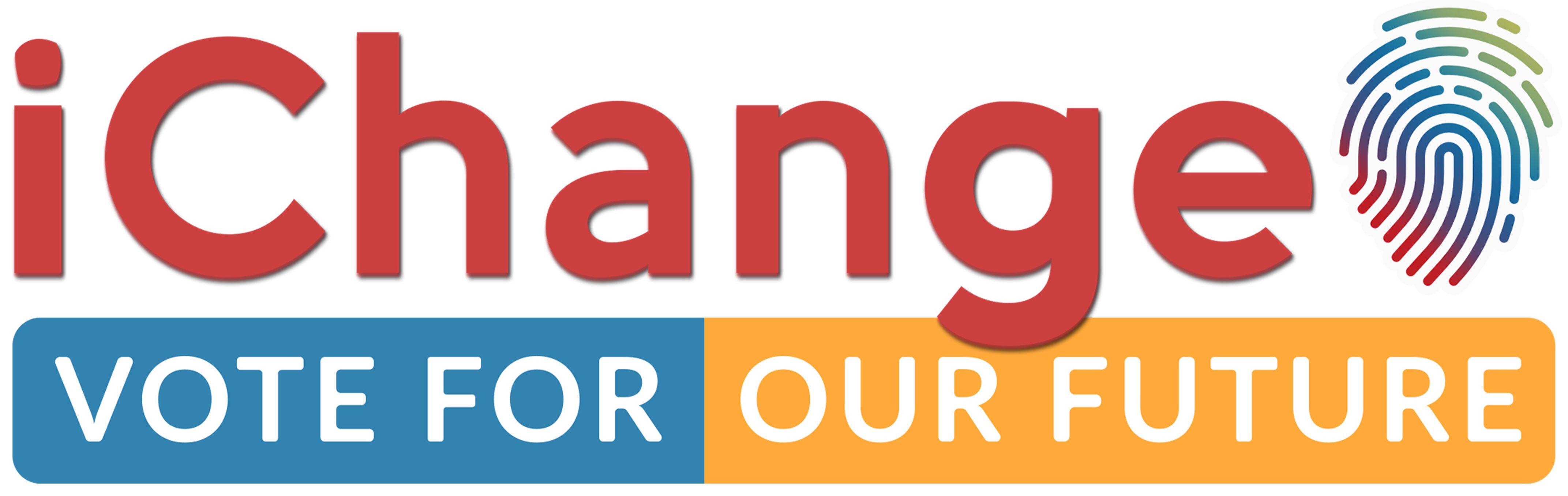 iChange logo