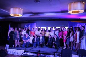 PLCPD members and secretariat with special guest, House of Representatives Speaker Hon. Feliciano R. Belmonte Jr.